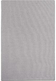 Tapete Cotton Texture Cinza 2,00X3,00 São Carlos Lançamento