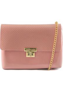 Bolsa Petite Bag Crossbody Estampada Petite Jolie Pj10126