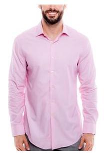 Camisa Masculina 003665 Dkny - Rose