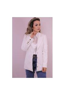 Blazer Samanta, Aimon, Off White