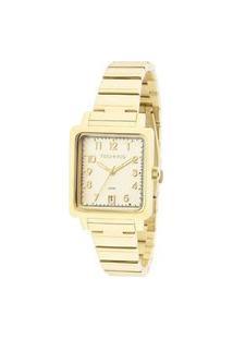 Relógio Technos Feminino Classic Dourado Analógico 2115Kpj4D