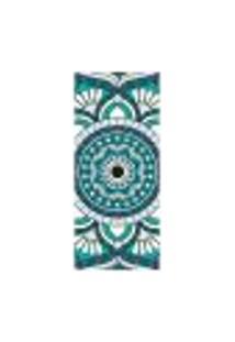 Adesivo Decorativo De Porta - Mandala - 2048Cnpt