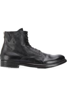 Officine Creative Ankle Boot 'Ignis' - Marrom