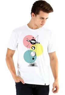 Camiseta Ouroboros Manga Curta Bookverse - Masculino