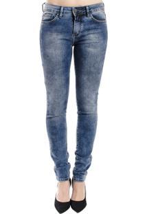 ... Calça Jeans Skinny Calvin Klein - Feminino-Azul 801e9e2f8f