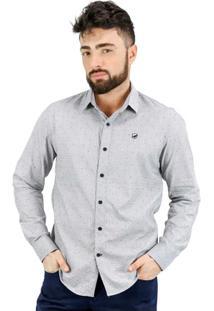 Camisa Norfolk Maquinetada - Masculino
