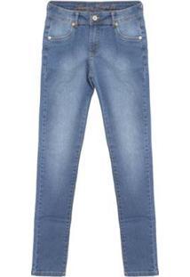 Calça Jeans Aleatory Fashion Feminina - Feminino