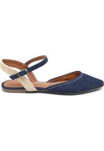 Sapatilha Feminino Milano Jeans 9477