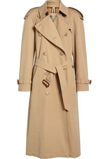 Burberry Trench Coat Westminster - Marrom