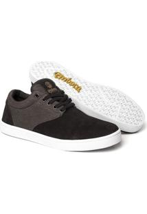 Tênis Embora Footwear Salazar Masculino - Masculino-Preto+Branco