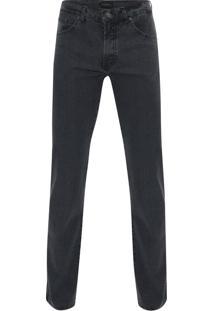 Calça Jeans Grafite Fit