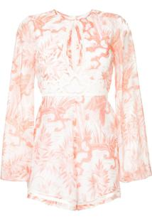 Alice Mccall Where We Go Playsuit - Rosa