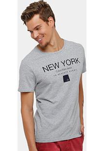 Camiseta Calvin Klein Ny Masculina - Masculino