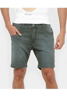 Bermuda Colcci Sarja Tint Masculina - Masculino