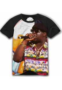 Camiseta The Garage Custom Tees B.I.G. Hustle