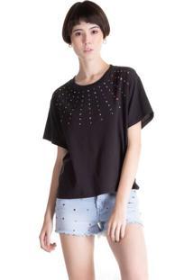 Camiseta Levis Studded - L