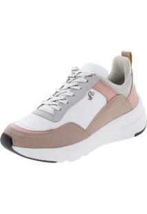 2e1db405116 Clóvis Calçados. Calçado Tênis Feminino Via Marte Branco ...