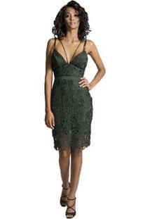 a612a12996 Vestido Colcci Renda feminino