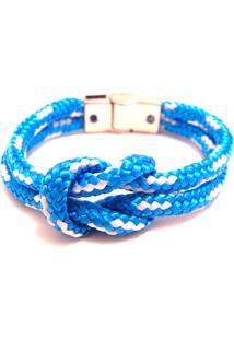 Pulseira Wosmock Arizona - Feminino-Azul