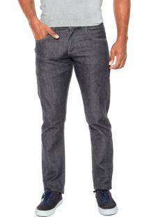 Calça Jeans Fiveblu Slim Crutch Azul