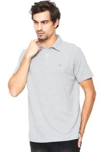 Camisa Polo Richards Urban Cinza