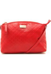 8ad5977d2 Bolsa Dumond Vermelha feminina | Gostei e agora?