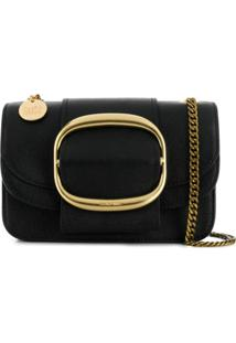 See By Chloé Hopper Crossbody Bag - Preto