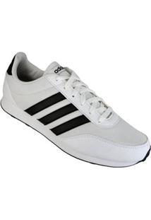 Tenis Branco V Racer 2 Masculino Adidas 57888022