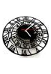 Relógio De Parede Decorativo - Modelo Horóscopo