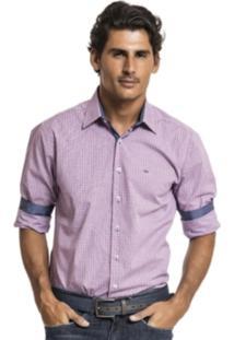 Camisa Buon Giorno Kevin Pink