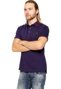 Camisa Polo Sergio K Tag Rosa