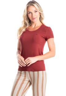 Pijama Longo Listrado Estela - Branco/P