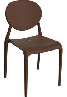 Cadeira Slick Chocolate