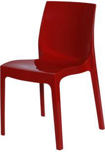 Cadeira Ice Polipropileno Vermelho - 16780 - Sun House