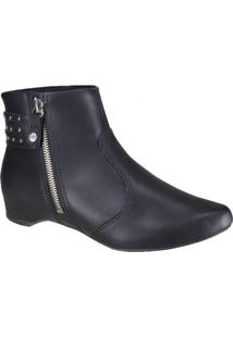 Bota Campesí Ankle Boot Feminina