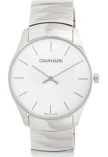 Relógio Calvin Klein K4D21146 Prata