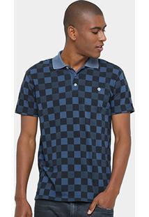 Camisa Polo Coca-Cola Tinturada Masculina - Masculino