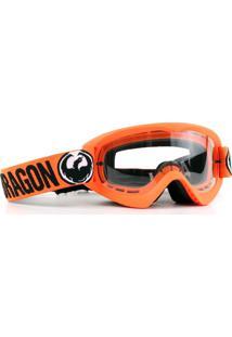 Óculos Tear Off Road Dragon Mdx Lrj. Lente Incolor