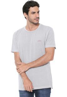 Camiseta Richards Fish Cinza