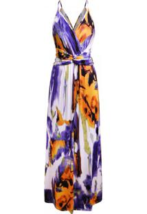 Vestido Atenas - Roxo G