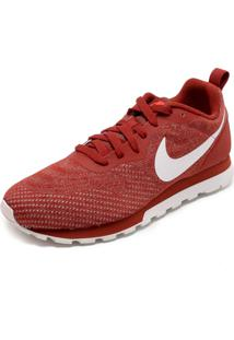 Tênis Nike Md Runner 2 Eng Mesh Vermelho