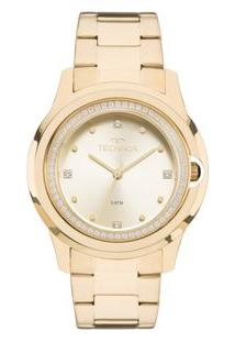 Relógio Technos Feminino Crystal 2035Mlh/4X 2035Mlh/4X