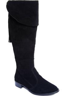 Bota Feminina Over The Knee Beira Rio 9045104