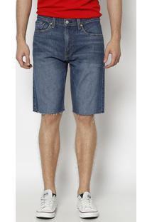 Bermuda Jeans 505® Regular - Azullevis