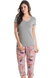 Pijama Cecília Pescador