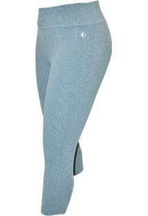 Calça Plus Size Corsário Way Fit Feminina - Feminino