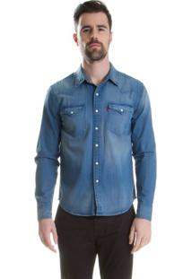 Camisa Levi'S® Classic Western - S