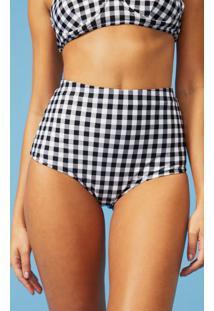 Biquini Calcinha Hot Pant Vintage
