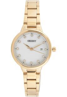 Relógio Orient Fgss1127 B1Kx Dourado