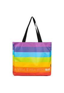 Bolsa De Praia - Cores Colorir